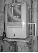 save energy with whole house dehumidifier