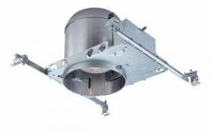 IC New Construction Recessed Light Fixture