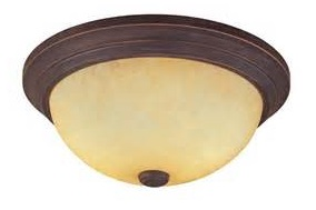 Flush Mounted Ceiling Light