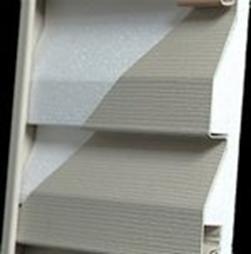 Dutch lap insulated vinyl siding