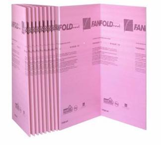 Fanfold Underlayment
